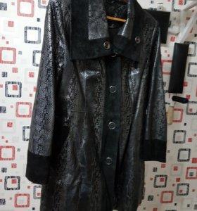Куртка кожа 50-54