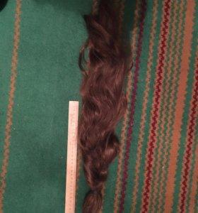 Волосы настоящие