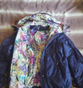 Отличная куртка для беременных и не только