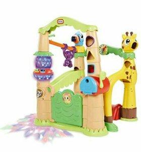 Развивающие редкие игрушки в аренду.