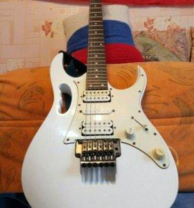 Гитара - ibanez JEM-JR WH