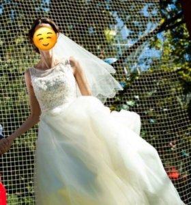 Свадебное платье Gabbiano Росэр