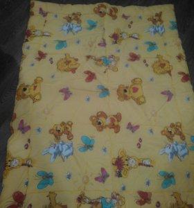 одеяло новое