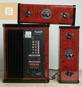 Колонки microlab h-600d