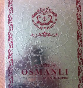 Рубашка муж. Osmanli