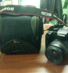 Фотоаппарат Canon EOS 1000D KIT
