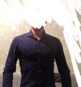 Мужская рубашка scotch & soda