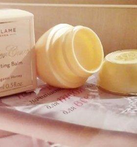 Смягчающее средство с мёдом