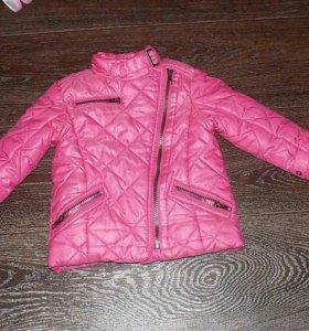 Куртка осень-весна 96-98