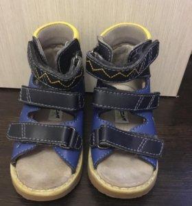 Детские ортопедические сандали Ортек 60331