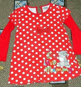 Платье рост 94-98
