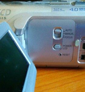 Видеокамера Panasonik nv gs500