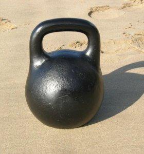 Гири спортивные 16, 24, 32 кг