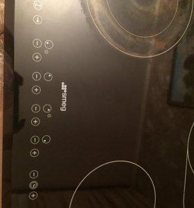 SMEG варочная электрическая плита