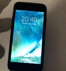 Apple iPhone 7 128GB (черный оникс)