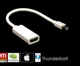 Кабель-переходник thunderbolt на hdmi