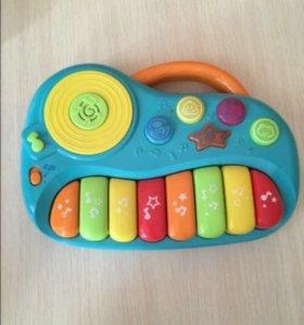 Игрушка пианино музыкальное