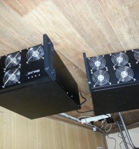 Новые майнеры S9 и Ibelink DM11