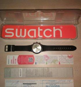 Оригинальные мужские часы swatch neramente