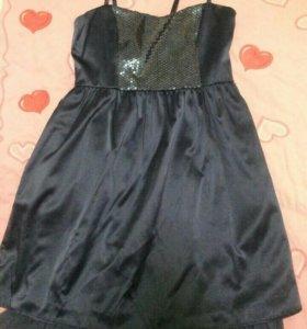 Платье  для девочек на 10-12 лет