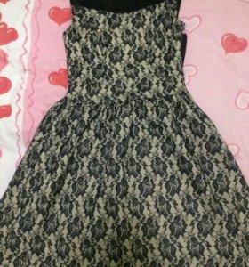 Платье для девочек на 13-15 лет