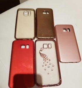 Чехлы для Samsung galaxy S 7