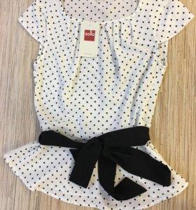 Новая блузка для девочки