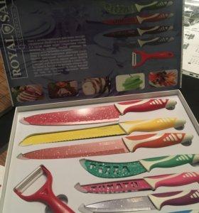 Большой набор ножей
