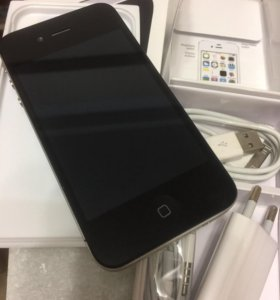 iPhone 4S 16gb Чёрный.
