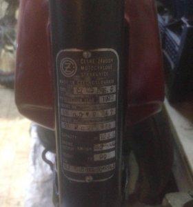 Чезет 125 cz 516