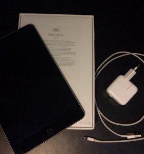 Apple iPad mini 4 WiFi 128 GB space grey.