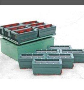 Вибростол для производства блоков 200/200/400