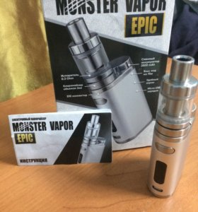 MONSTER VAPOR EPIC