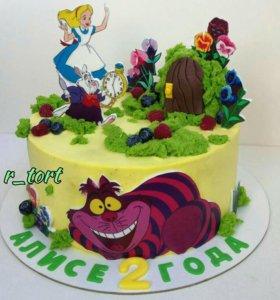 Торт на заказ детский