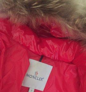 Куртка монклер