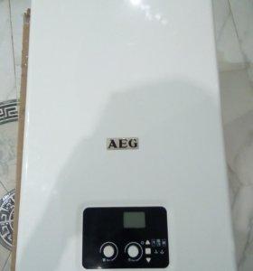 Газовый Двухконтурный котел AEG GBA 124