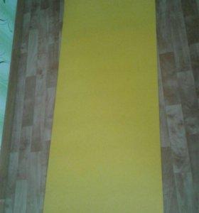Гимнастический коврик