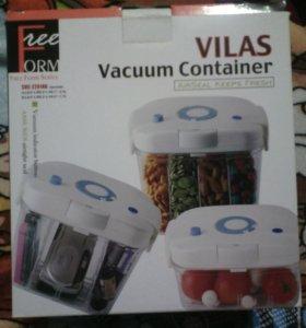 Вакуумные контейнеры свежести