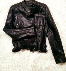Курточка эко кожа, новая