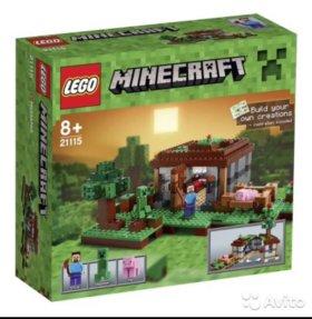 Продаю Lego Minecraft 21115 First Night