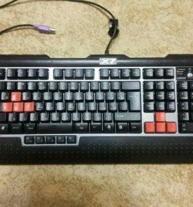 Мембранная клавиатура A4Tech