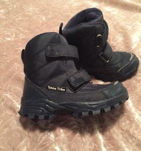Демисезонные ботинки Tokka