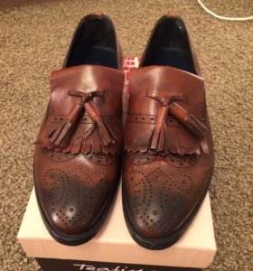 Туфли мужские Zara