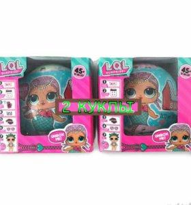 Кукла-Сюрьприз