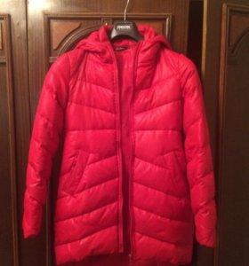 Куртка пуховик , зимняя