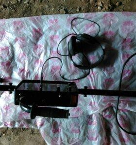 Металлоискатель ТМ 808 с наушниками