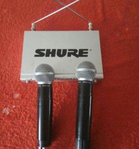 Радио система SHURE