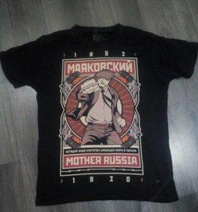 футболка Mother Russia (Маяковский)