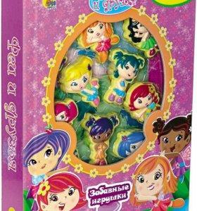 Книжка- игрушка для девочек