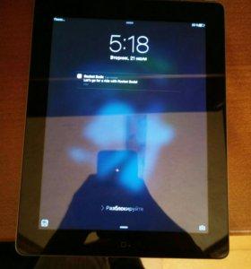 MD523RS/A iPad 4 wi-fi cellular 32gb black